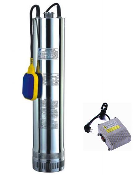 bomba sumergible para gran profundidad electrica delta 125snm405-0,9