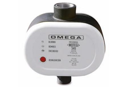 Sistema de automatización de bombas omega Motegi 349