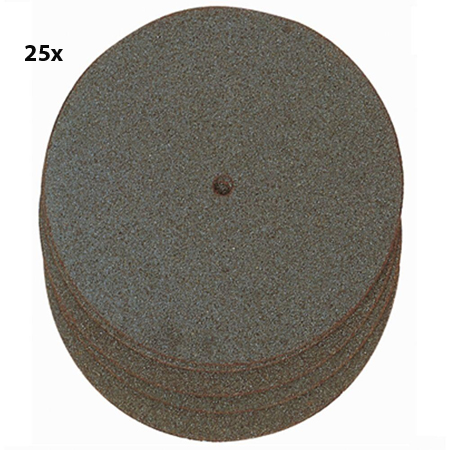 Discos separadores de corindón aglomerado 28821