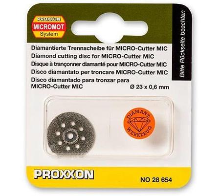 Disco de corte diamantados para corte Micro Cutter MIC