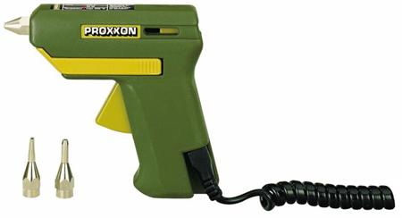 Pistola de pegar en caliente proxxon hkp 220