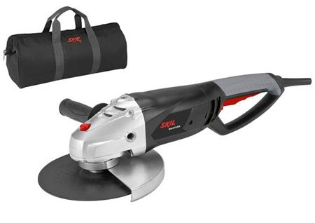 Radial profesional con disco de 230mm de la marca skil master 9783ma