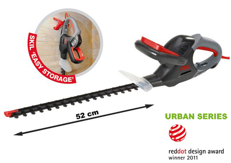 cortasetos ergonómico  con espada de 52 centimetros
