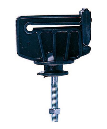 Aisladores cintas para postes metalicos solter ref. 11010