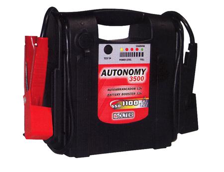 Arrancadores de baterias solter autonomy 3500 ref. 05074