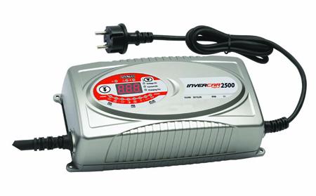 Cargadores de batería Invercar 2500