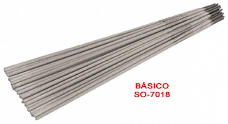 Electrodo basico E-7018