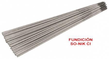 Electrodos fundicion Nik ci
