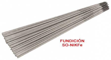 Electrodos fundicion Nik Fe