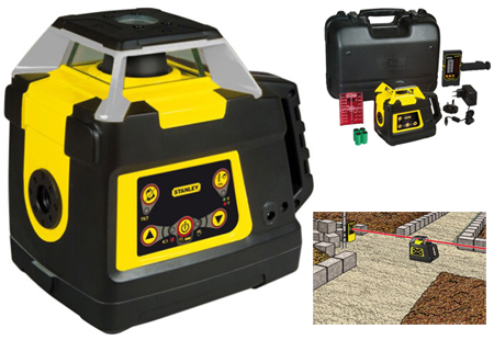 Laser para nivelación y medición RL HW FATMAX