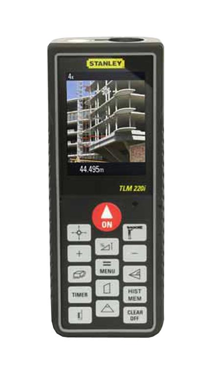 Laser medidor de distancias tlm220i stanley 1-77-116