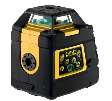 Laser giratorio para nivelaci�n FATMAX haz Verde