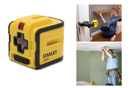 Nivel laser de linea cruzada Stanley