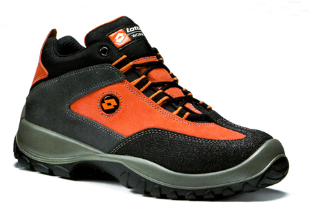 zapatilla de seguridad lotto serie olympic modelo fox  f9360