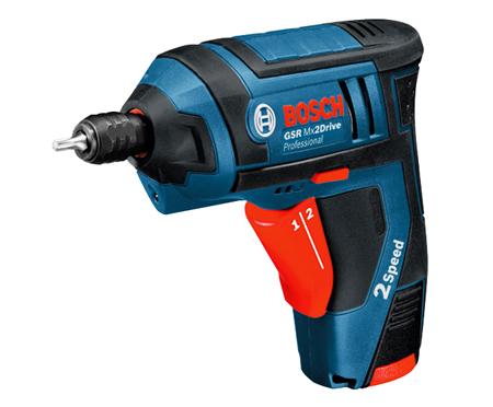 Atornillador a bateria bosch gsr mx2 drive ref. 0.601.9a2.101