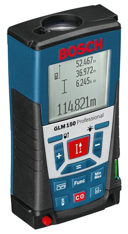 Tel�metro GLM 150 bosch Ref. 0.601.072.000