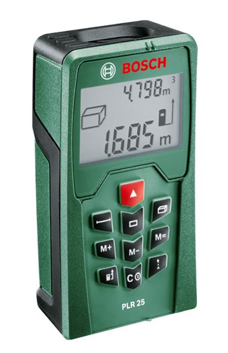 Medidor PLR 25 bosch Ref. 0.603.016.200
