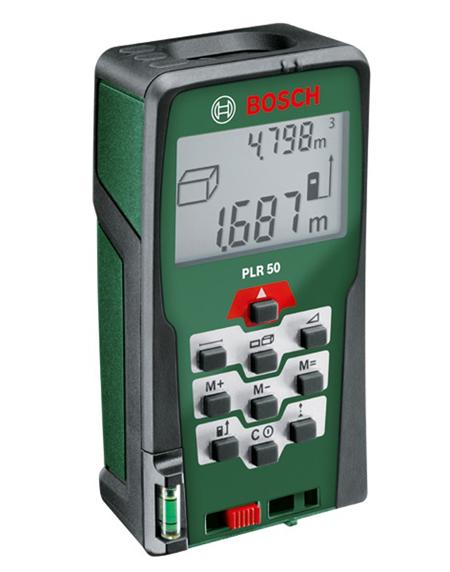 Medidor PLR 50 bosch Ref. 0.603.016.300