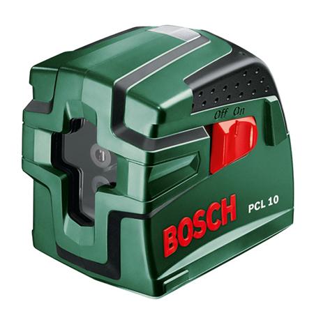 Nivel láser PCL 10 bosch Ref. 0.603.008.100