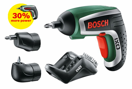 Atornillador bateria Bosch IXO SET