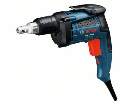 Atornillador electrico Bosch Profesional GSR 6-60 TE. Ref: 0.601.445.200