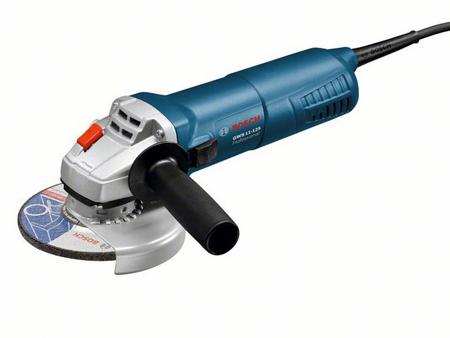 Mini amoladora angular Bosch Profesional GWS 11-125 Ref: 0.601.792.002 - 0.601.792.003