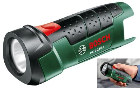 Linterna de bateria bosch 10,8 v 0.603.9A1.000