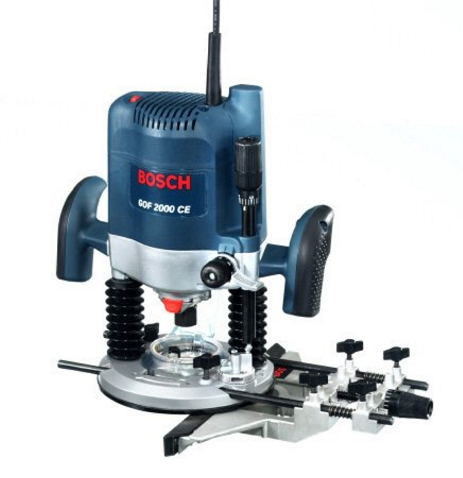 Fresadoras Bosch