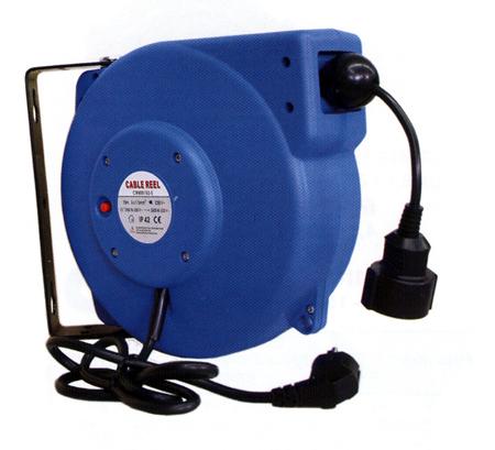 alargador manguera electrica automatica larwind