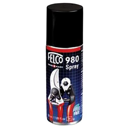 Spray lubricante para cizallas y podaderas felco 980