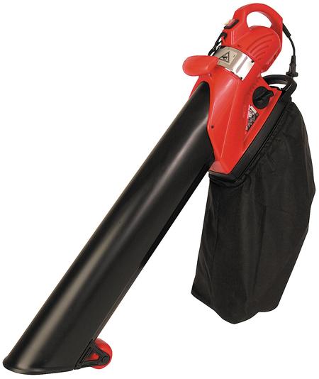 soplador aspirador de hojas para jardin merak 2200