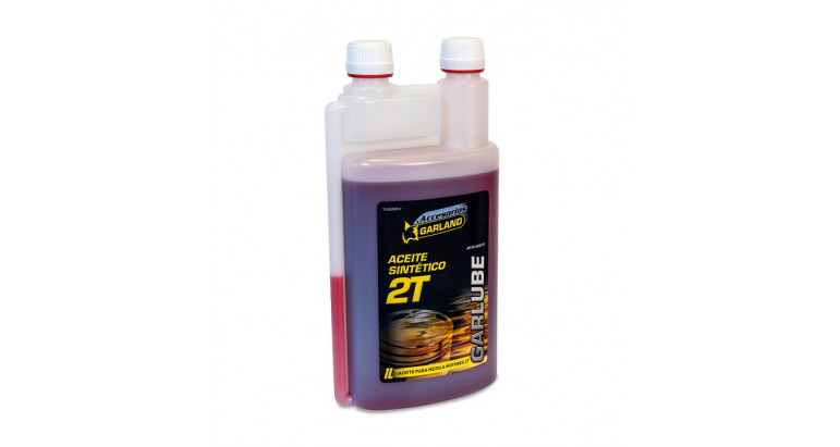 Aceite para mezcla de motores 2 tiempos Garland 7100000012