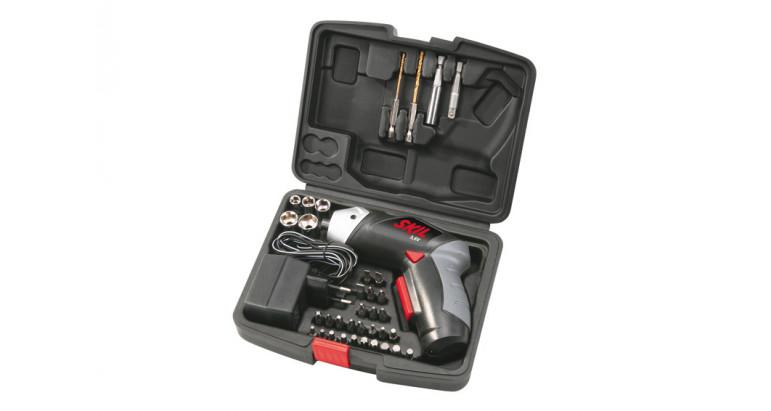 Atornillador batería Skil bricolaje 2436AC