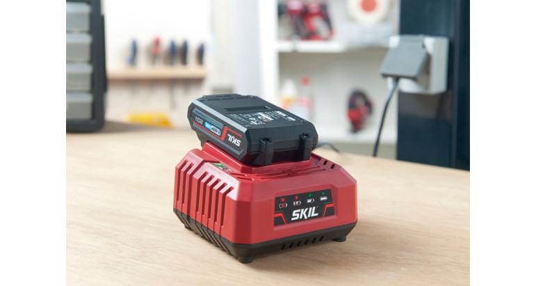 Las nuevas baterías del atornillador de impacto sin efecto memoria para que lo puedas utilizar siempre que lo necesites sin encontrarlo desgastado