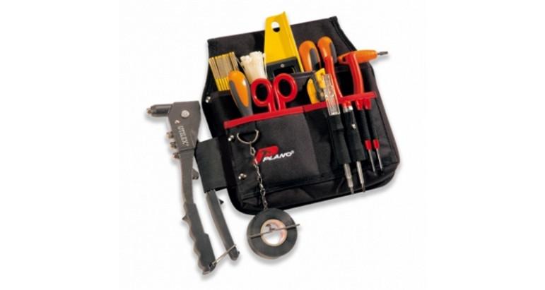 Bolsa para herramientas PLA535T especial para fontanería y electricidad