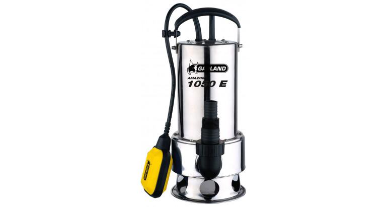 Bomba sumergible para aguas sucias Garland AMAZON 1050 XE