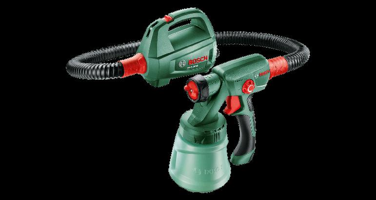 Bosch PFS-2000 Pistola para pintar electrica 0.603.207.300