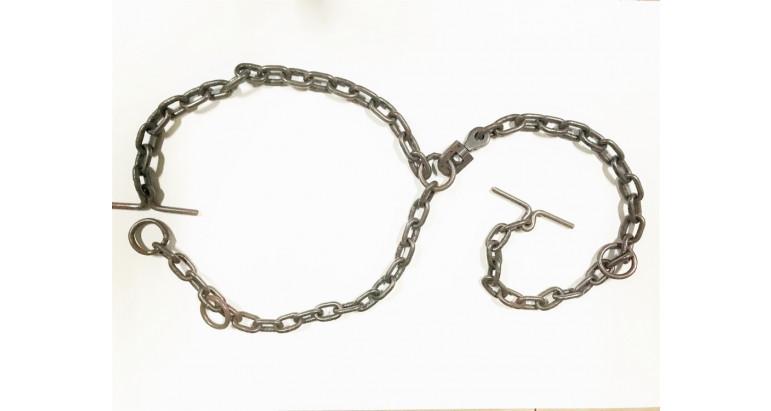 cadena para bueyes 80x55x7