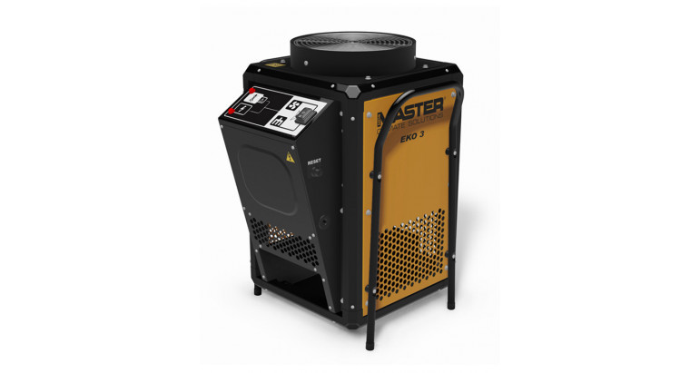 calentador eléctrico Master Eko3