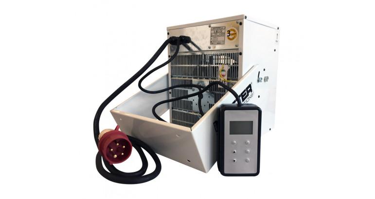 Calentador eléctrico con soporte y termostato incluido TR9C
