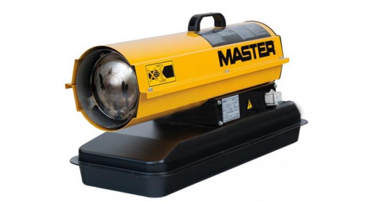 Calentador cañon de gas Master B70