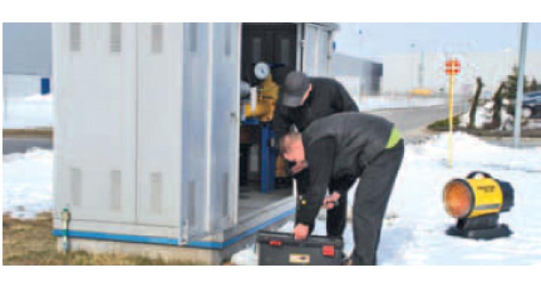 Calentador Master de calor DC61 4011.200
