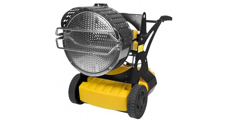 Master calentador gasoil XL9 SR calor por radiación