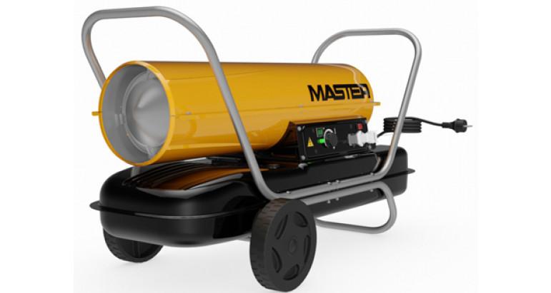 Cañón generador de calor Master B-100