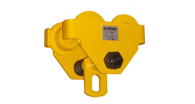 Carro AY-2000-CTM soporte polipasto