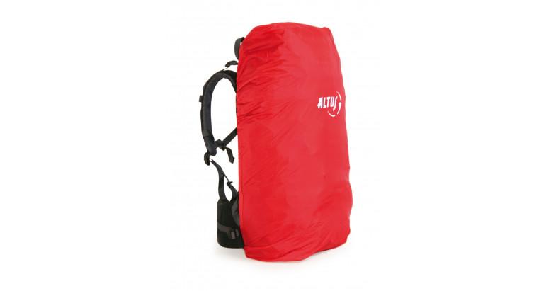 Protector para mochilas Altus talla S rojo