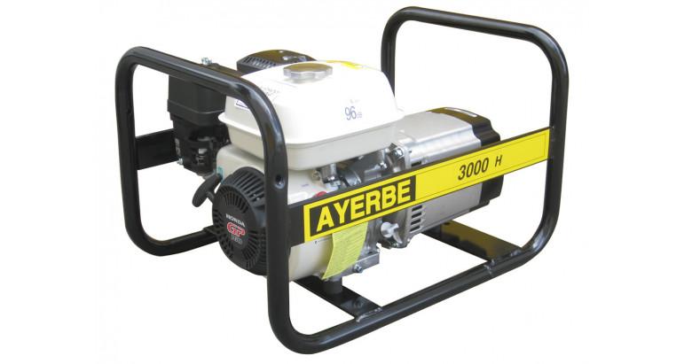 Generador Ayerbe 3000 H motor honda