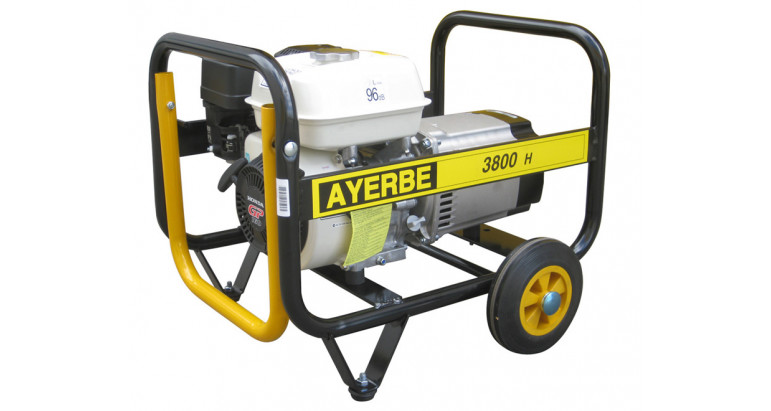 Generador Ayerbe 3800 H MN 5420020