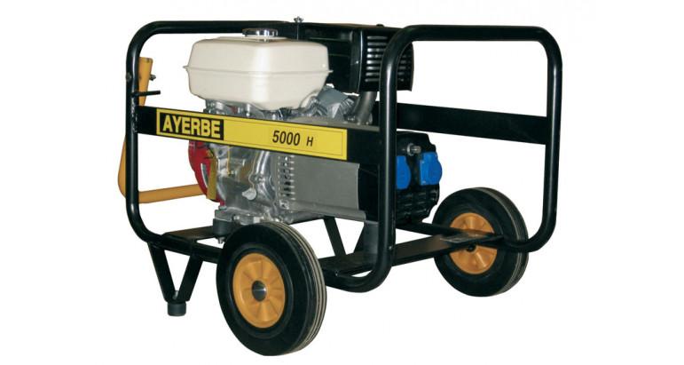 Generador Ayerbe 5000 eléctrico