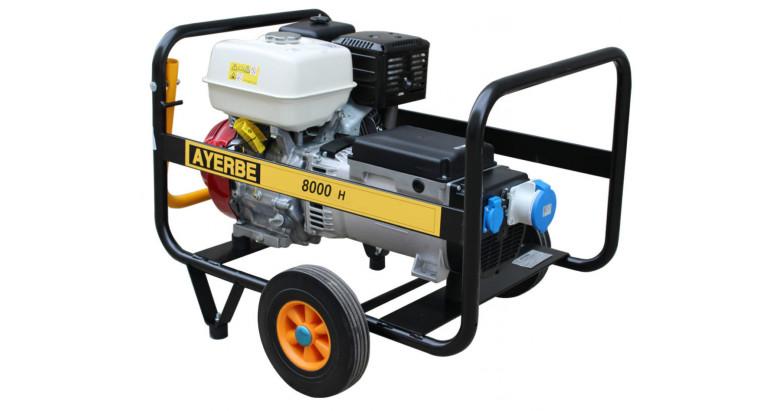 Generador Ayerbe 8000 H MN E